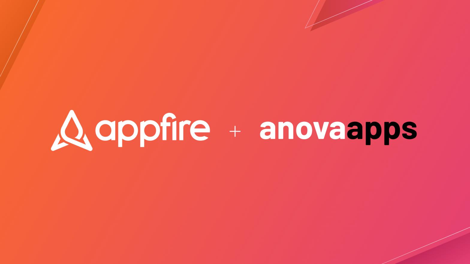 Appfire Aquires Anova Apps