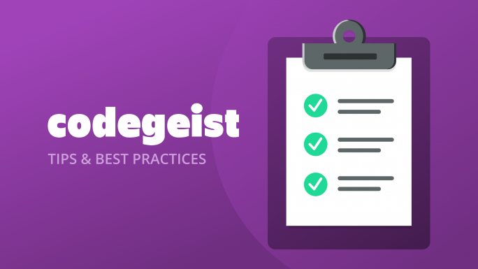 Tips and best practices for a successful Codegeist entry