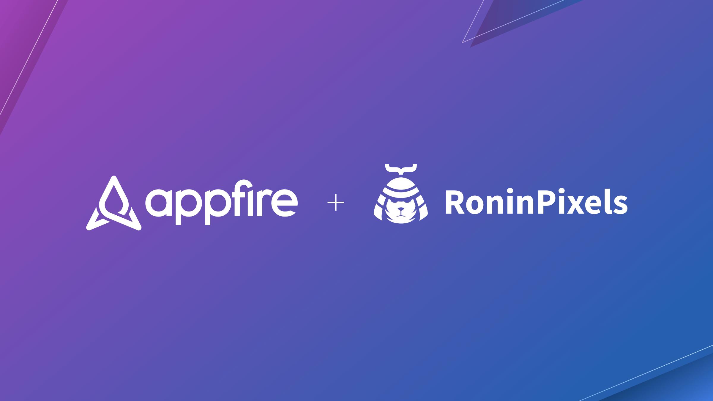 Appfire + RoninPixels